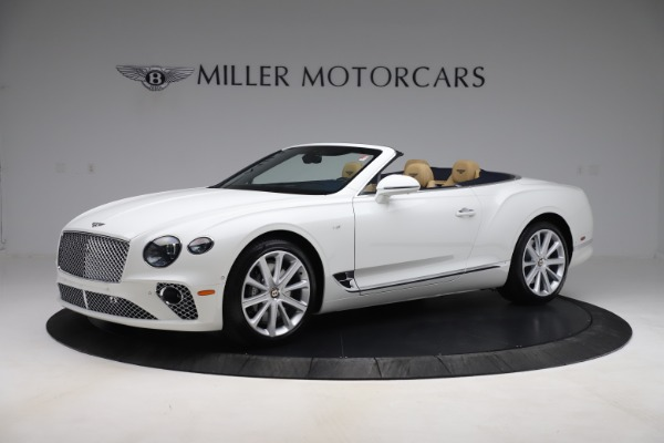 New 2020 Bentley Continental GTC V8 for sale $262,475 at Pagani of Greenwich in Greenwich CT 06830 2