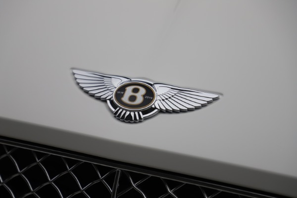 New 2020 Bentley Continental GTC V8 for sale $262,475 at Pagani of Greenwich in Greenwich CT 06830 20