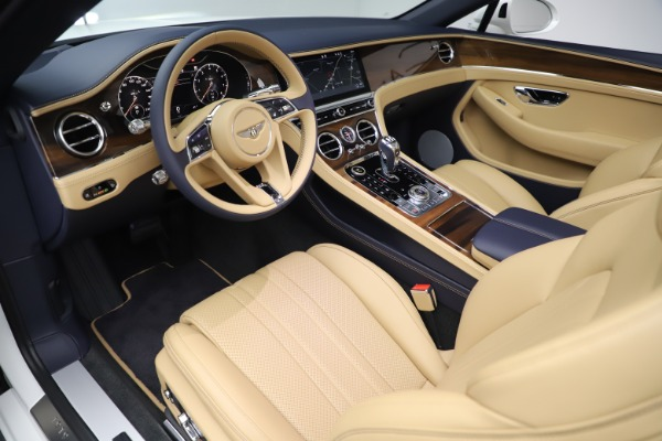 New 2020 Bentley Continental GTC V8 for sale $262,475 at Pagani of Greenwich in Greenwich CT 06830 24