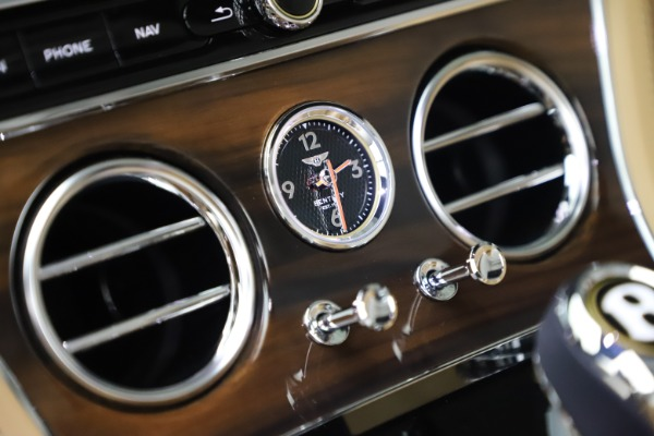 New 2020 Bentley Continental GTC V8 for sale $262,475 at Pagani of Greenwich in Greenwich CT 06830 28