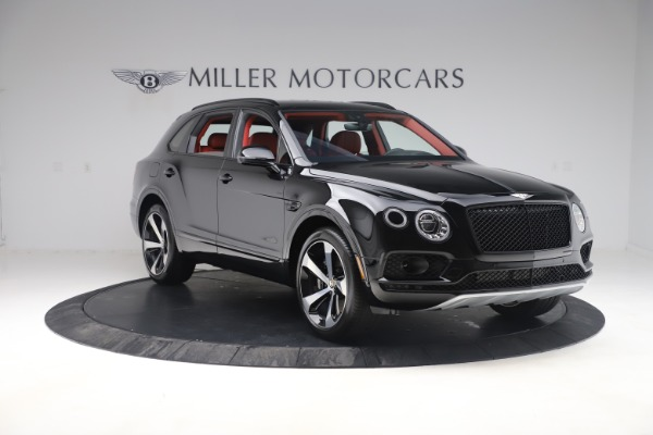 New 2020 Bentley Bentayga V8 for sale Sold at Pagani of Greenwich in Greenwich CT 06830 11