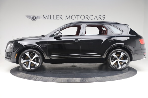 New 2020 Bentley Bentayga V8 for sale Sold at Pagani of Greenwich in Greenwich CT 06830 3