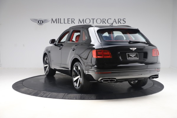 New 2020 Bentley Bentayga V8 for sale Sold at Pagani of Greenwich in Greenwich CT 06830 5