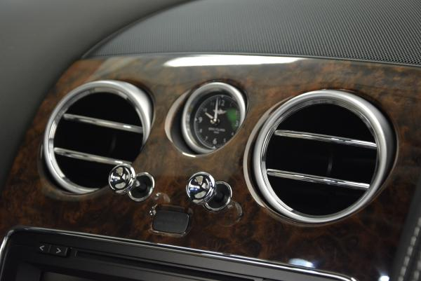 Used 2016 Bentley Flying Spur V8 for sale Sold at Pagani of Greenwich in Greenwich CT 06830 18
