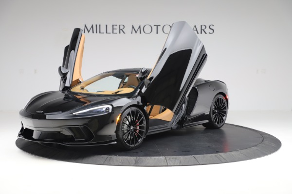 New 2020 McLaren GT Coupe for sale $245,975 at Pagani of Greenwich in Greenwich CT 06830 10