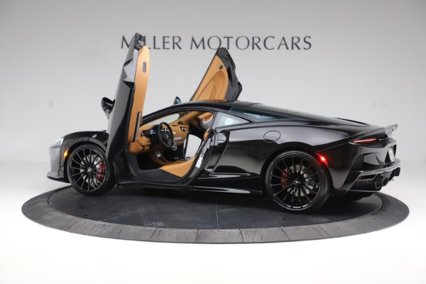 New 2020 McLaren GT Coupe for sale $245,975 at Pagani of Greenwich in Greenwich CT 06830 11