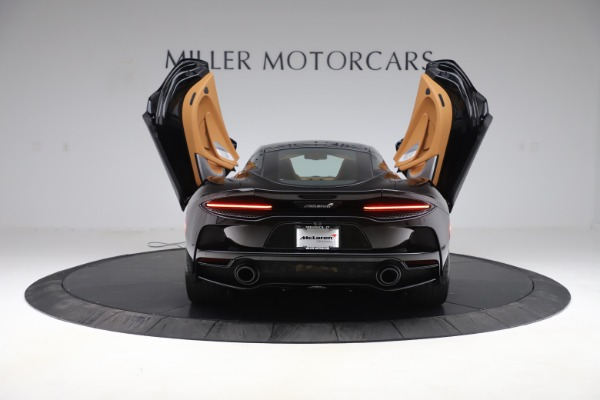 New 2020 McLaren GT Coupe for sale $245,975 at Pagani of Greenwich in Greenwich CT 06830 12