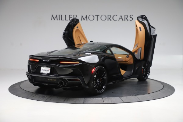 New 2020 McLaren GT Coupe for sale $245,975 at Pagani of Greenwich in Greenwich CT 06830 13