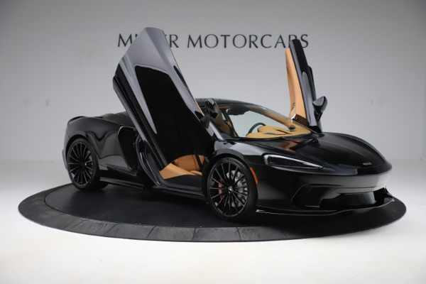 New 2020 McLaren GT Coupe for sale $245,975 at Pagani of Greenwich in Greenwich CT 06830 14