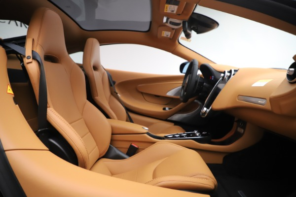 New 2020 McLaren GT Luxe for sale Call for price at Pagani of Greenwich in Greenwich CT 06830 15