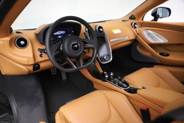 New 2020 McLaren GT Coupe for sale $245,975 at Pagani of Greenwich in Greenwich CT 06830 19