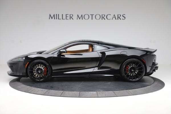 New 2020 McLaren GT Coupe for sale $245,975 at Pagani of Greenwich in Greenwich CT 06830 2