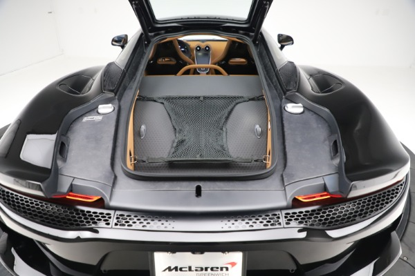 New 2020 McLaren GT Coupe for sale $245,975 at Pagani of Greenwich in Greenwich CT 06830 21