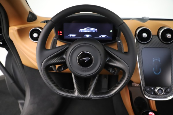 New 2020 McLaren GT Coupe for sale $245,975 at Pagani of Greenwich in Greenwich CT 06830 23
