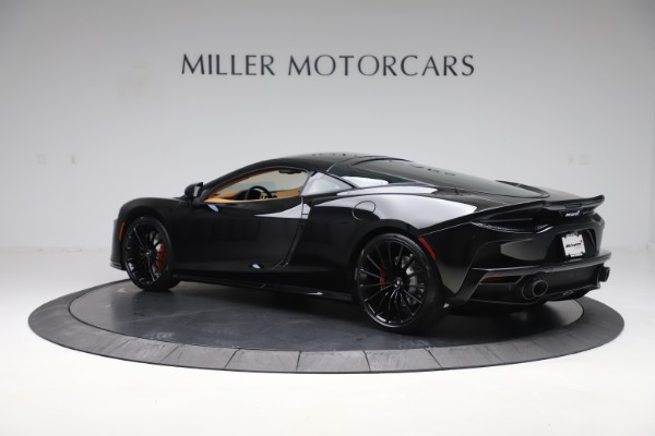 New 2020 McLaren GT Coupe for sale $245,975 at Pagani of Greenwich in Greenwich CT 06830 3