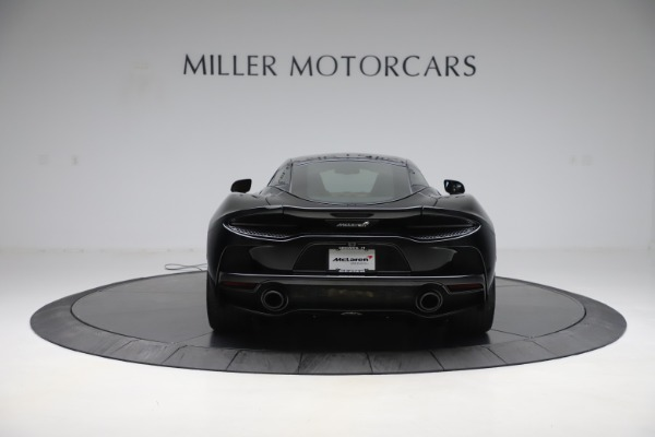 New 2020 McLaren GT Coupe for sale $245,975 at Pagani of Greenwich in Greenwich CT 06830 4