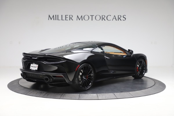 New 2020 McLaren GT Coupe for sale $245,975 at Pagani of Greenwich in Greenwich CT 06830 5