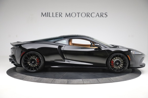 New 2020 McLaren GT Coupe for sale $245,975 at Pagani of Greenwich in Greenwich CT 06830 6