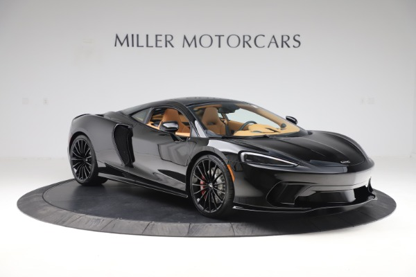 New 2020 McLaren GT Luxe for sale Call for price at Pagani of Greenwich in Greenwich CT 06830 7