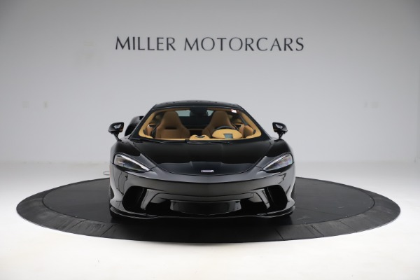 New 2020 McLaren GT Coupe for sale $245,975 at Pagani of Greenwich in Greenwich CT 06830 8