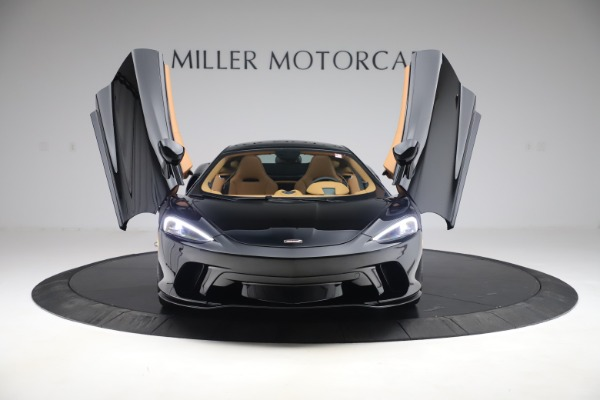 New 2020 McLaren GT Coupe for sale $245,975 at Pagani of Greenwich in Greenwich CT 06830 9