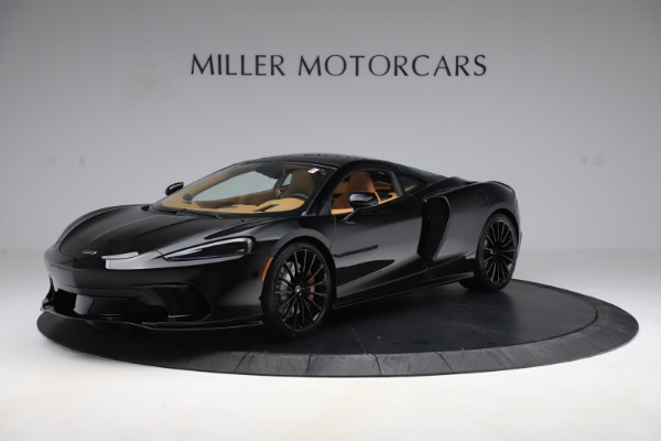 New 2020 McLaren GT Luxe for sale Call for price at Pagani of Greenwich in Greenwich CT 06830 1