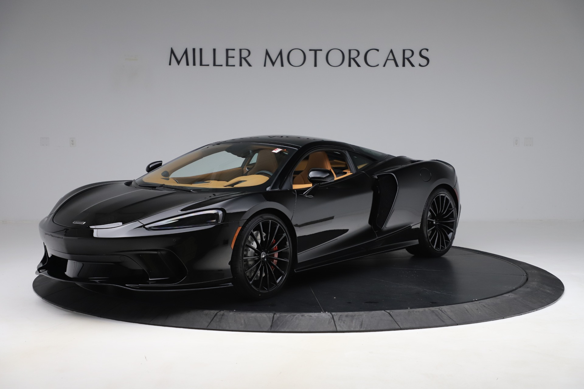 New 2020 McLaren GT Coupe for sale $245,975 at Pagani of Greenwich in Greenwich CT 06830 1