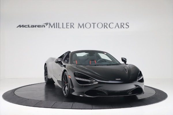 Used 2020 McLaren 720S Spider for sale $334,900 at Pagani of Greenwich in Greenwich CT 06830 10
