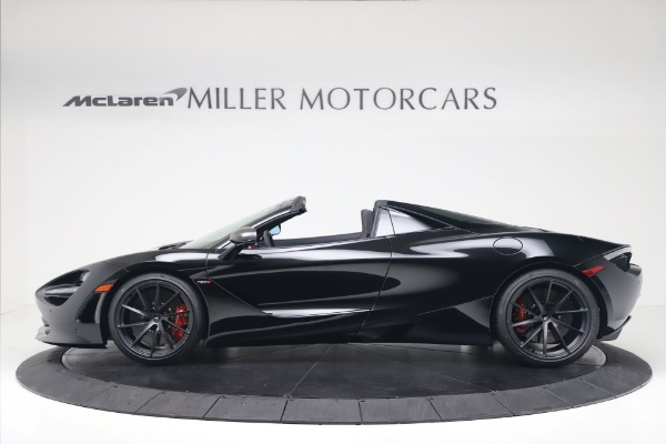 New 2020 McLaren 720S Spider Convertible for sale Sold at Pagani of Greenwich in Greenwich CT 06830 2