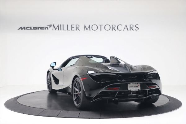 New 2020 McLaren 720S Spider Convertible for sale Sold at Pagani of Greenwich in Greenwich CT 06830 4