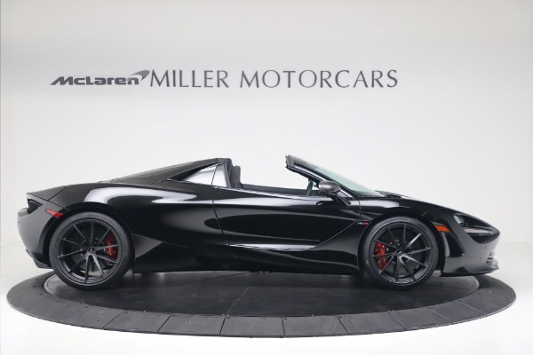 Used 2020 McLaren 720S Spider for sale $334,900 at Pagani of Greenwich in Greenwich CT 06830 8