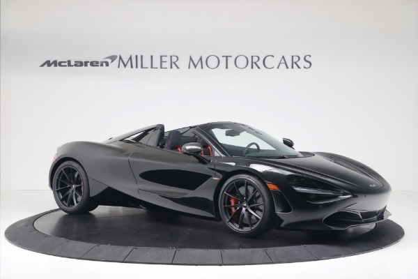 Used 2020 McLaren 720S Spider for sale $334,900 at Pagani of Greenwich in Greenwich CT 06830 9