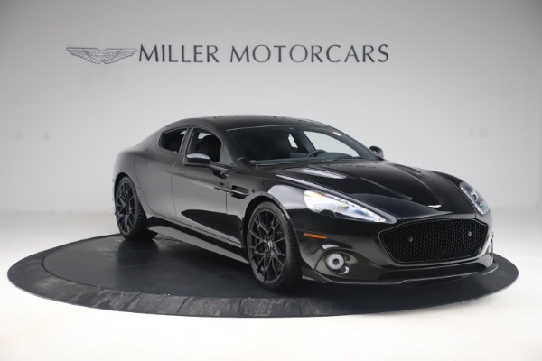 New 2019 Aston Martin Rapide AMR Sedan for sale $257,006 at Pagani of Greenwich in Greenwich CT 06830 10