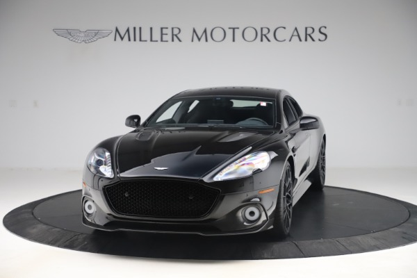 New 2019 Aston Martin Rapide AMR Sedan for sale $257,006 at Pagani of Greenwich in Greenwich CT 06830 12
