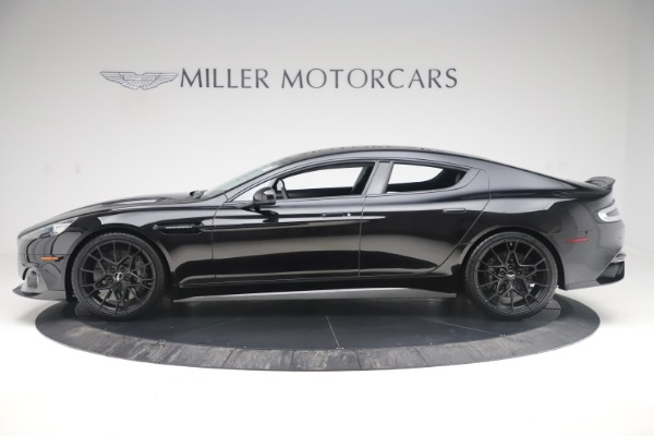 New 2019 Aston Martin Rapide AMR Sedan for sale $257,006 at Pagani of Greenwich in Greenwich CT 06830 2