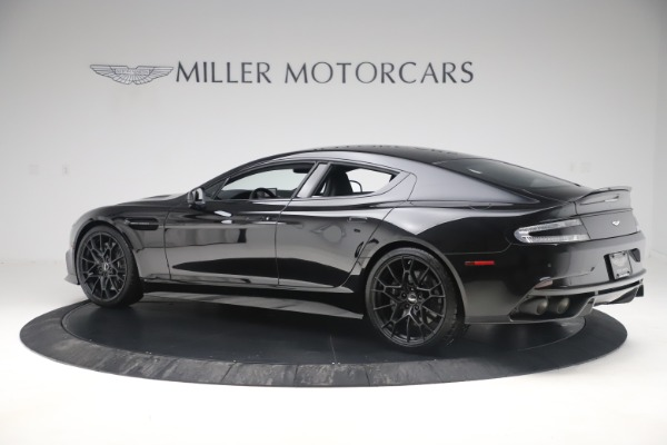 New 2019 Aston Martin Rapide AMR Sedan for sale $257,006 at Pagani of Greenwich in Greenwich CT 06830 3