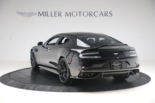 New 2019 Aston Martin Rapide AMR Sedan for sale $257,006 at Pagani of Greenwich in Greenwich CT 06830 4
