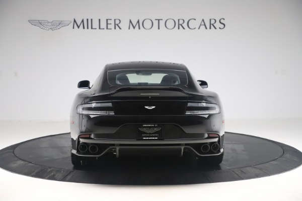 New 2019 Aston Martin Rapide AMR Sedan for sale $257,006 at Pagani of Greenwich in Greenwich CT 06830 5