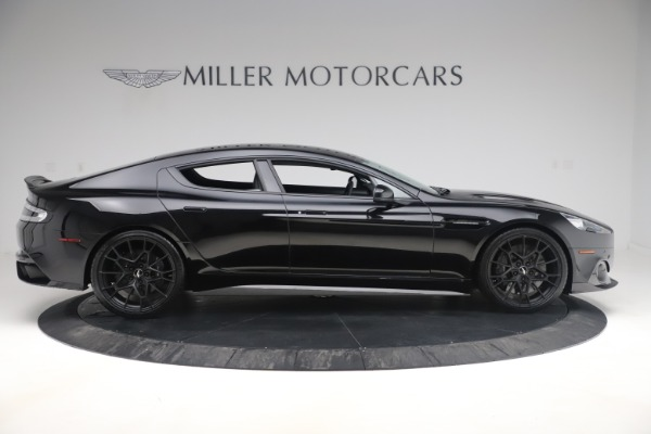 New 2019 Aston Martin Rapide AMR Sedan for sale $257,006 at Pagani of Greenwich in Greenwich CT 06830 8