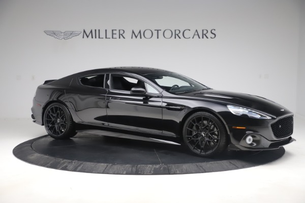 New 2019 Aston Martin Rapide AMR Sedan for sale $257,006 at Pagani of Greenwich in Greenwich CT 06830 9