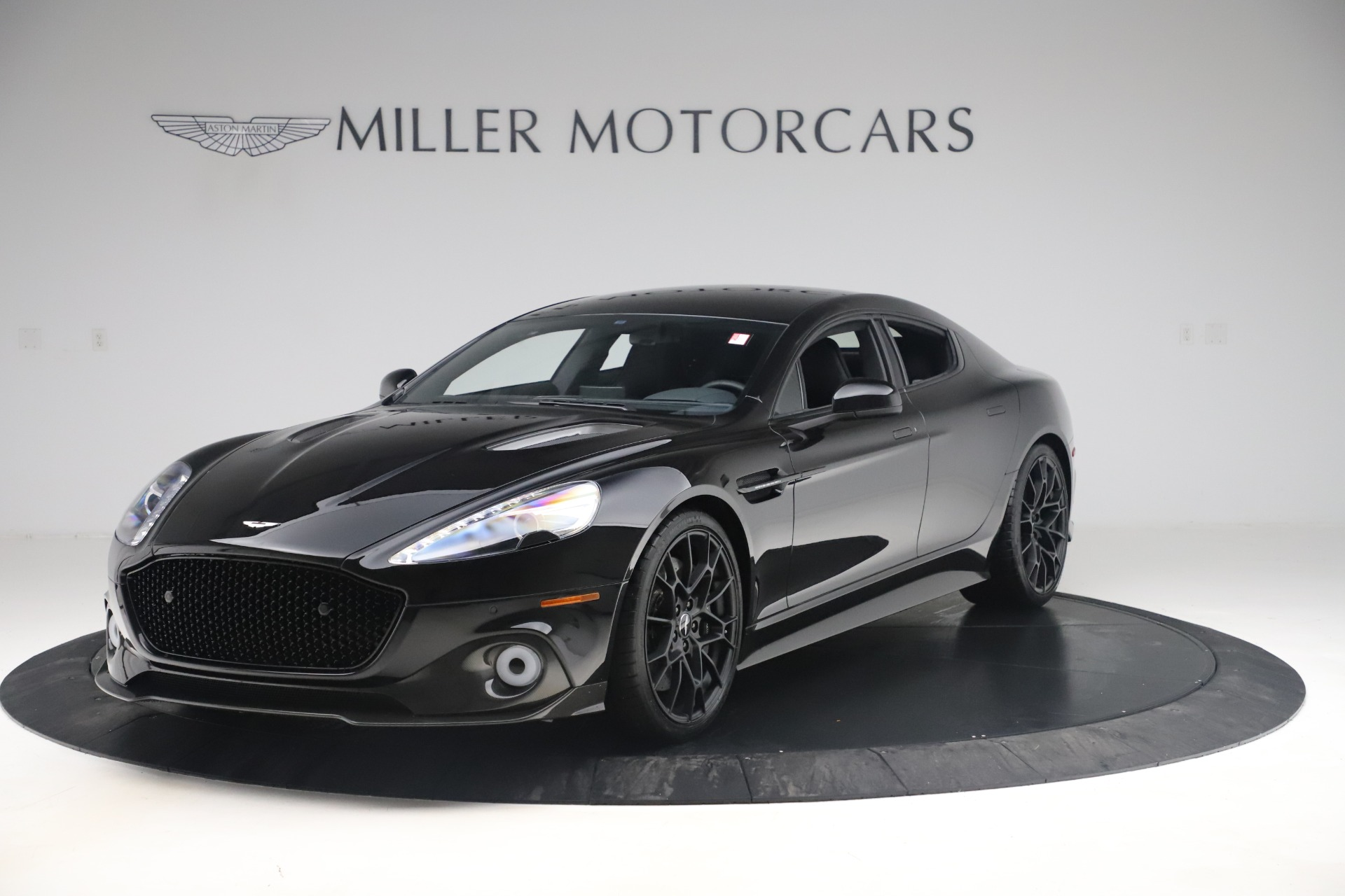 New 2019 Aston Martin Rapide AMR Sedan for sale $257,006 at Pagani of Greenwich in Greenwich CT 06830 1