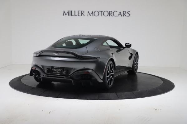 New 2020 Aston Martin Vantage Coupe for sale Sold at Pagani of Greenwich in Greenwich CT 06830 8