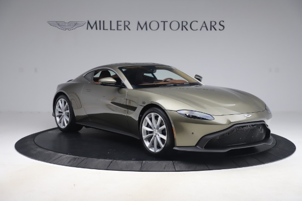 New 2020 Aston Martin Vantage Coupe for sale $180,450 at Pagani of Greenwich in Greenwich CT 06830 10