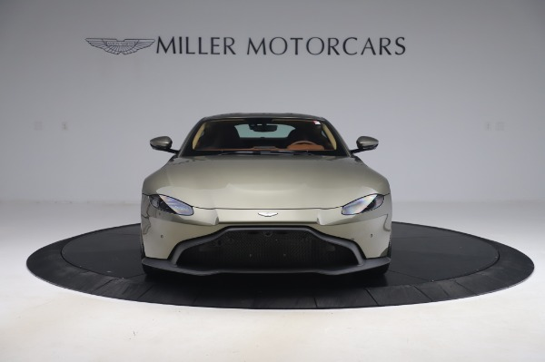 New 2020 Aston Martin Vantage Coupe for sale $180,450 at Pagani of Greenwich in Greenwich CT 06830 11