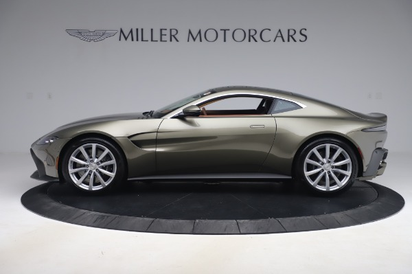 New 2020 Aston Martin Vantage Coupe for sale $180,450 at Pagani of Greenwich in Greenwich CT 06830 2