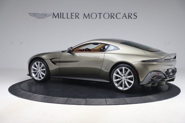 New 2020 Aston Martin Vantage Coupe for sale $180,450 at Pagani of Greenwich in Greenwich CT 06830 3