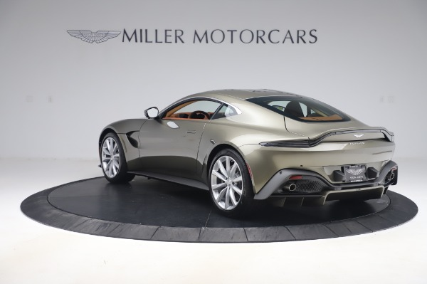 New 2020 Aston Martin Vantage Coupe for sale $180,450 at Pagani of Greenwich in Greenwich CT 06830 4
