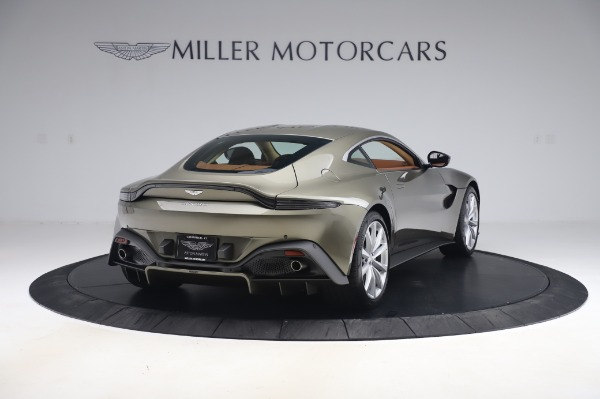 New 2020 Aston Martin Vantage Coupe for sale $180,450 at Pagani of Greenwich in Greenwich CT 06830 6