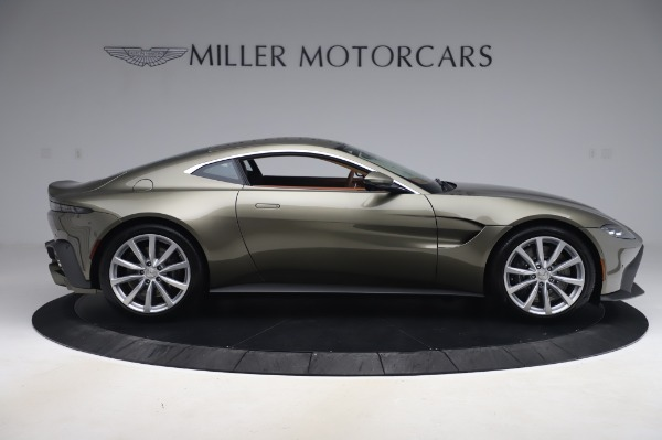 New 2020 Aston Martin Vantage Coupe for sale $180,450 at Pagani of Greenwich in Greenwich CT 06830 8