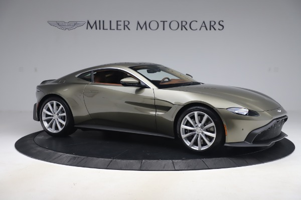 New 2020 Aston Martin Vantage Coupe for sale $180,450 at Pagani of Greenwich in Greenwich CT 06830 9